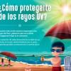 Cómo protegerte de los rayos UV
