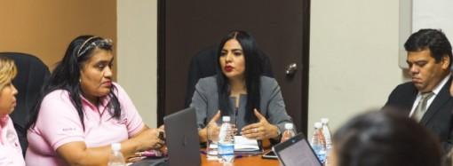 Ministra de Trabajo se reúne con mujeres líderes sindicales de SITRAIBANA