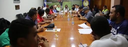 Efectiva mediación del MITRADEL logra acuerdo que pone fin a paro de labores de trabajadores portuarios