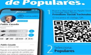 El PP se conecta a la tecnología con su propia Red Social