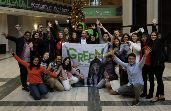 Schneider Electric lanza Go Green in the City 2019