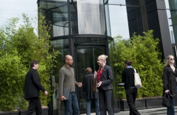 Edificios inteligentes pueden mejorar la productividad laboral