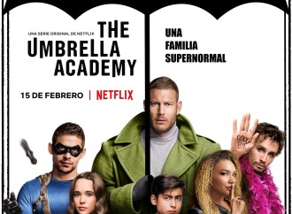 Netflix estrena trailer oficial de The Umbrella Academy