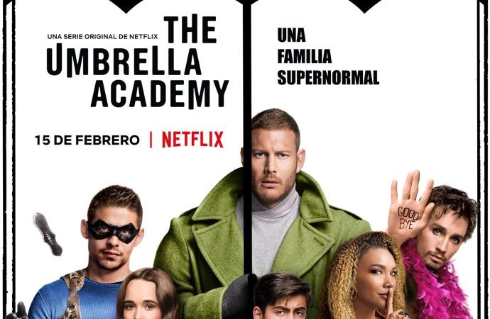 Netflix estrena trailer oficial de The Umbrella Academy