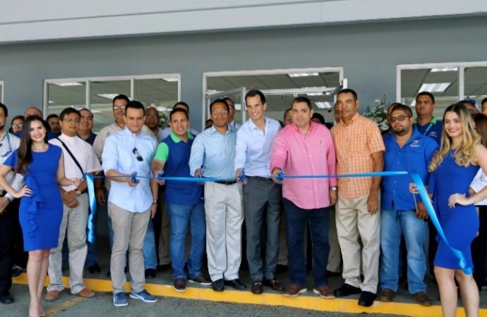 Cable Onda continúa creciendo hacia el interior del país con su nuevo Centro Logístico en Chitré