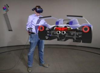 FORD colabora conGravity Sketch para explorar una nueva herramienta para diseñar vehículos que cumplan con las necesidades del cliente