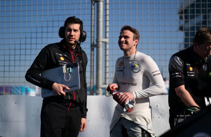Nissan e.dams lleva el reto de la Fórmula E a América Latina