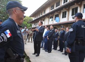 Presidente Varela se reúne con el Consejo de Seguridad Nacional y autoridades gubernamentales de Colón para atender tema de seguridad, turismo y comercio en esta provincia