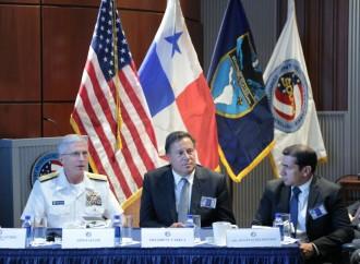 Presidente Varela concluye visita oficial a la sede de JIATF-S