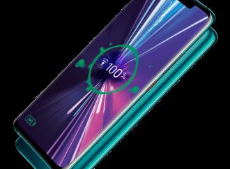 Gran Bateria con funciones optimizadas para que la diversión dure por más tiempo con la serie Huawei Mate 20