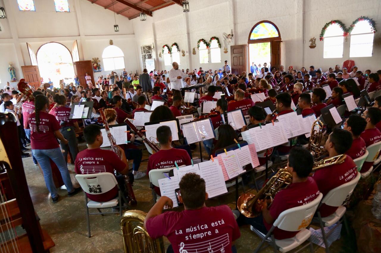 Concierto en la Iglesia San José del Valle de Antón