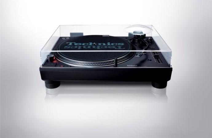 Technics presentan el tocadiscos SL-1200MK7 en el CES 2019