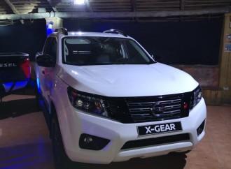 Llega la Nissan Frontier X-GEAR a Panamá