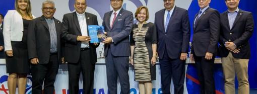 KPMG en Panamá firma convenio con la Fundación JMJ 2019