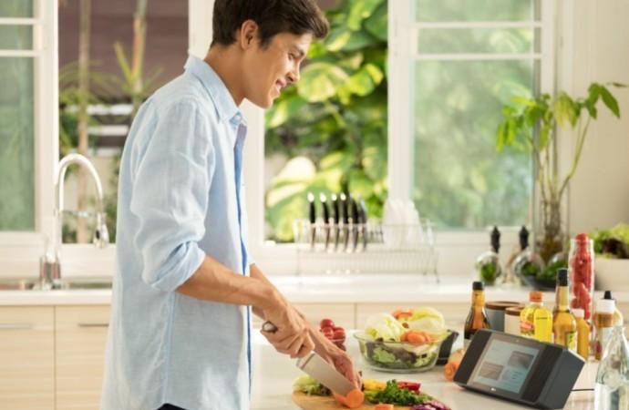 LG presenta el futuro de las Cocinas inteligentes en #CES2019