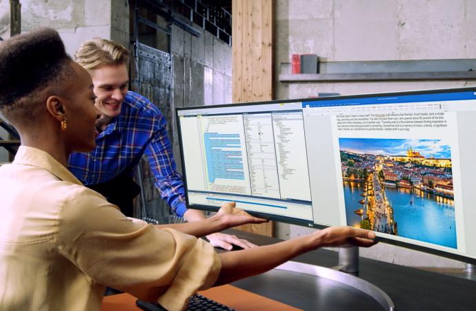 """LG presenta en #CES2019 línea de nuevos monitores """"Ultra"""""""
