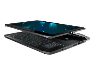 Acer reinventa la notebook gaming con su nueva Predator convertible Triton 900 Predator Triton 900 presenta la nueva GPU NVIDIA GeForce RTX 2080