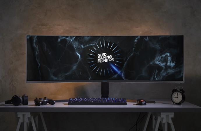 Los nuevos monitores Samsung 2019 están diseñados para espacios de trabajo modernos y juegos de próxima generación