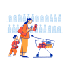 El comercio electrónico de comestibles y el envasado inteligente una tendencia en crecimiento