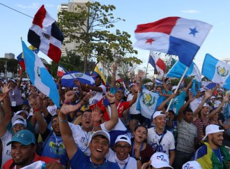 Con misa de bienvenida arrancó Jornada Mundial de la Juventud en Panamá