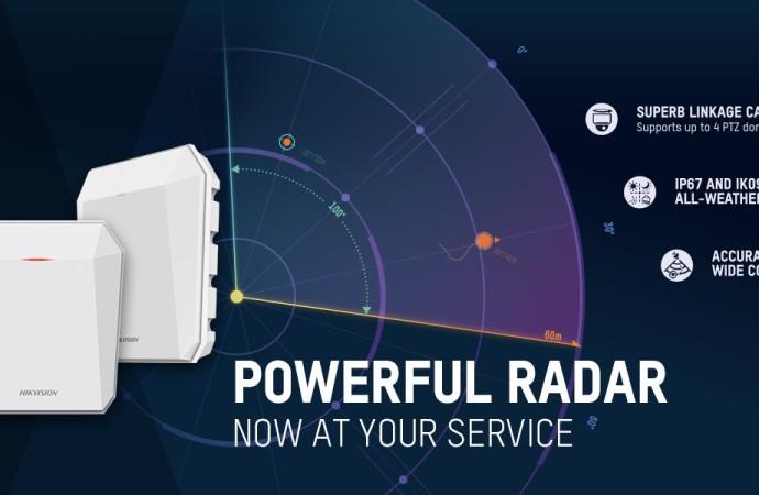 Hikvision lanza la solución Radar de Seguridad para la detección ultra precisa de intrusiones bajo cualquier condición climática