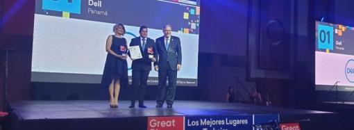 Dell es reconocido como uno de Los Mejores Lugares para Trabajar® en Centroamérica