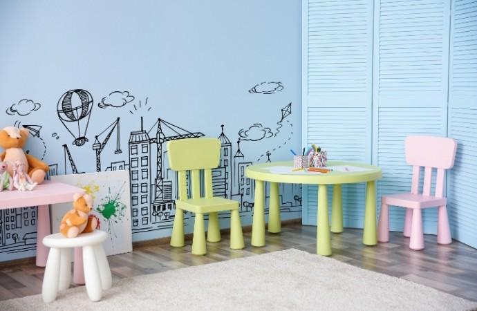De regreso a Clases: Glidden te invita a crear áreas de estudio divertidas que estimulen la creatividad de tus hijos