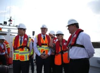 Presidente Varela muestra ventajas competitivas de la Terminal de Cruceros de Amador a ejecutivos de MSC Cruceros