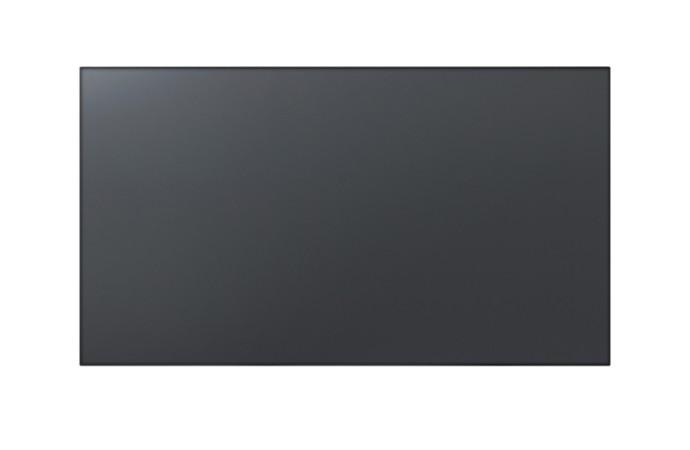 Panasonic presenta videowall con el marco más delgado del mundo