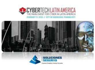 Soluciones Seguras anuncia su participación en Cybertech Latinoamérica 2019