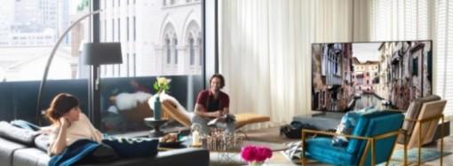 Vive la emoción de los Oscars en alta definición con la premiada QLED TV de Samsung