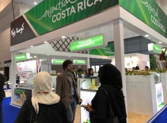 Empresarios ticos buscan abrir mercado en Emiratos Arabes Unidos y Japón