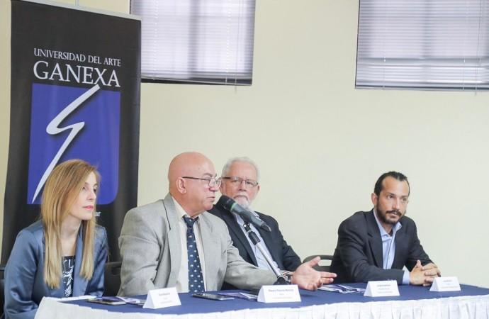 La Universidad del Arte Ganexa presenta la primera escuela de Cine en Panamá