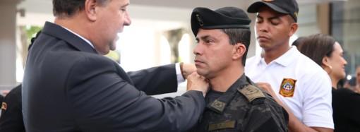 SPI celebra su XXIX aniversario y reconoce la efectiva labor de sus colaboradores en una ceremonia de imposición de rangos