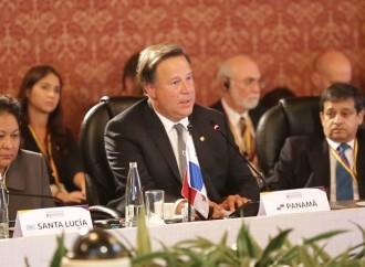 Presidente Varela hace un llamado a los países a consolidar un solo frente para asegurar la transición democrática en Venezuela
