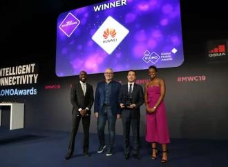 Huawei Mate 20 Pro gana premio al Mejor Smartphone de MWC 2019 en Barcelona