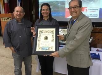 Panamá llegó a Xantar por 3er año consecutivo y logra uno de los cuatro premios otorgados en el certamen a los restaurantes participantes