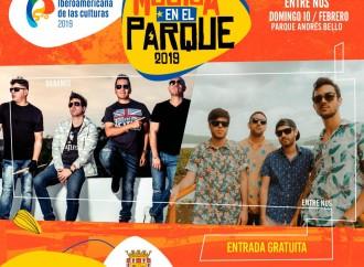 Hoy Música en el Parque te invita a disfrutar en elParque Andrés Bello