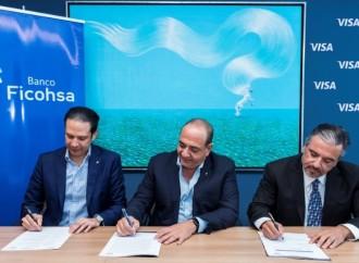 GrupoFicohsa y Visa renuevan acuerdo para continuar impulsando pagos digitales en Centroamérica