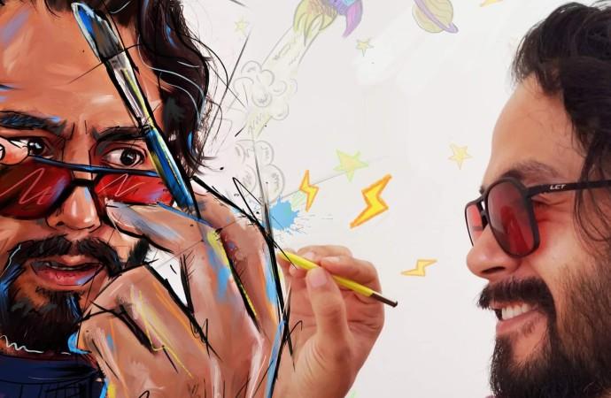 El Galaxy Note9 lleva la creatividad a nuevos límites y permite crear obras únicas
