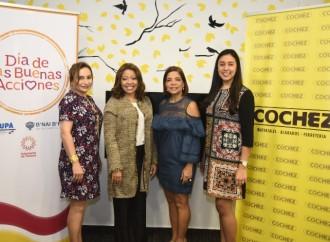 COCHEZ se unió al Día de las Buenas Acciones 2019
