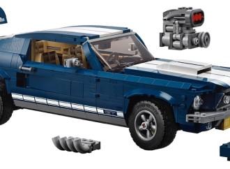 FORD y LEGO® suman el icónico Mustang a la gama Creator Expert