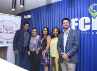 FCI Logistic se unió al Día de las Buenas Acciones 2019