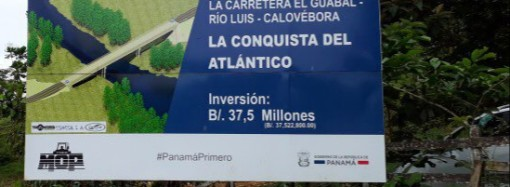 """Gobierno del presidente Varela avanza en la """"Conquista del Atlántico"""" y después de 50 años pronto será una realidad"""