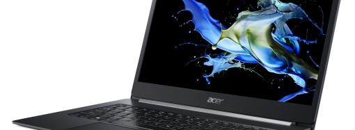 Acer anuncia su notebook más liviana y delgada hasta la fecha para profesionales, la serie TravelMate X514-51