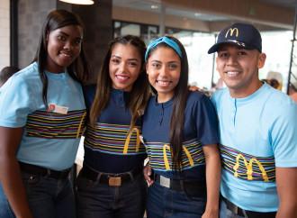 Arcos Dorados: segunda mejor empresa para trabajar en Panamá