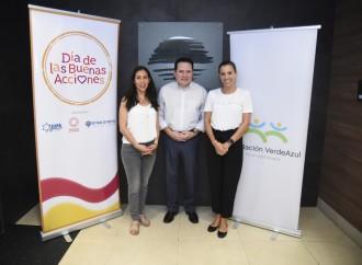 Fundación VerdeAzul se une al Día de las Buenas Acciones 2019