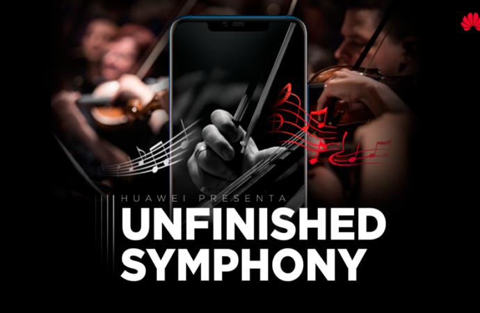 Huawei trae Unfinished Symphony a Latinoamérica con Alondrade la Parra y la Orquesta Filarmónica de las Américas