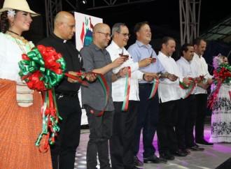 Presidente Varela inaugura la Feria Internacional de David y rinde informe de los proyectos que su administración ejecuta de la provincia de Chiriquí