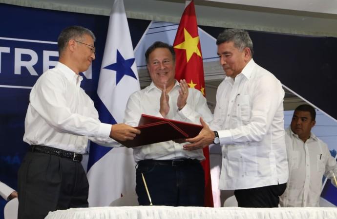 Estudio revela que propuesta del presidente Varela para un tren Panamá-David es económica y socialmente rentable